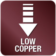 Limited level of copper - Counters liver cell damage
